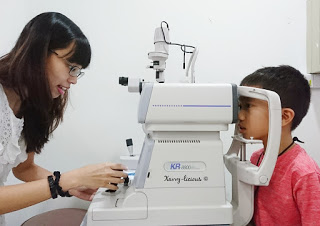 Eyelet Junior - Nanyang Optical